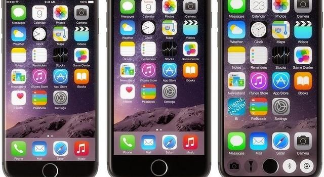 Apple có thể sẽ ra mắt iPhone không viền màn hình