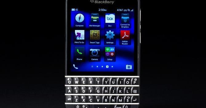 Vì sao BlackBerry không nên chuyển sang sử dụng Android?