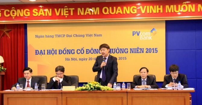 PVComBank đặt kế hoạch doanh thu 5.800 tỷ đồng năm 2015