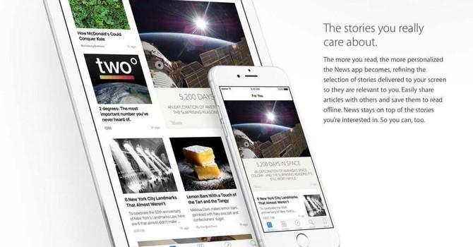 """Apple News khiến giới báo chí """"mất ngủ""""?"""