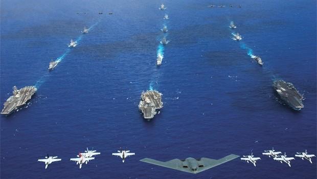 """""""Chiến lược bù đắp thứ ba"""" răn đe Trung Quốc"""