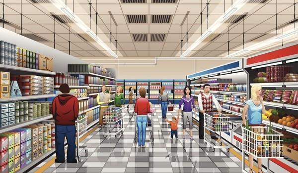 Ba lầm tưởng về thị trường hàng tiêu dùng đóng gói