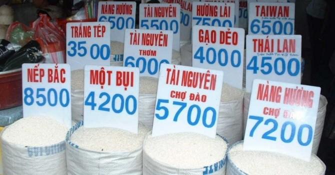 TP.HCM: Làm rõ thông tin xuất hiện loại gạo chứa thạch tín?