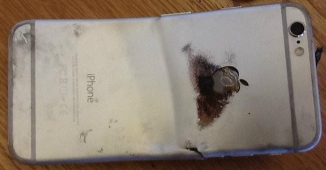 """Công nghệ 24h: iPhone 6 """"phát nổ"""", Ford gắn camera lên xe hơi"""