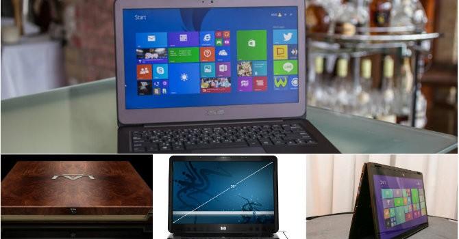 """Những điểm """"nhất"""" trên thị trường laptop"""