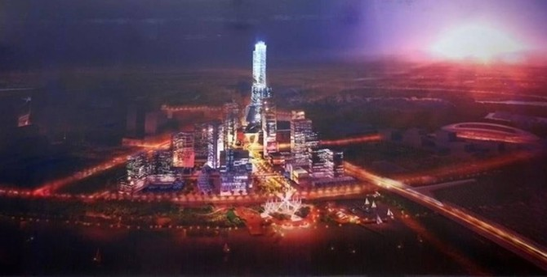 TP.HCM cấp phép cho dự án tháp quan sát 86 tầng tại đô thị Thủ Thiêm