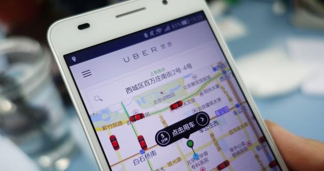 Tài xế Trung Quốc đánh lừa Uber, kiếm hàng tỷ USD