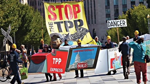 Bình minh TPP, hoàng hôn Doha?