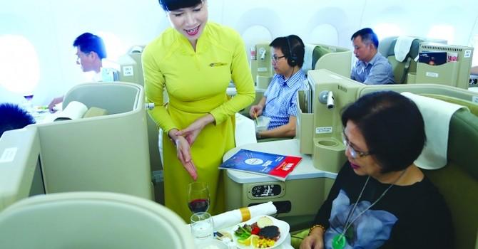 Vietnam Airlines nói gì về việc thay đổi nhận diện thương hiệu?