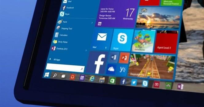 Microsoft hoàn thiện Windows 10 vào cuối tuần này