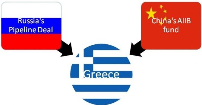 Trung Quốc và Nga đang tính toán gì với Hy Lạp?
