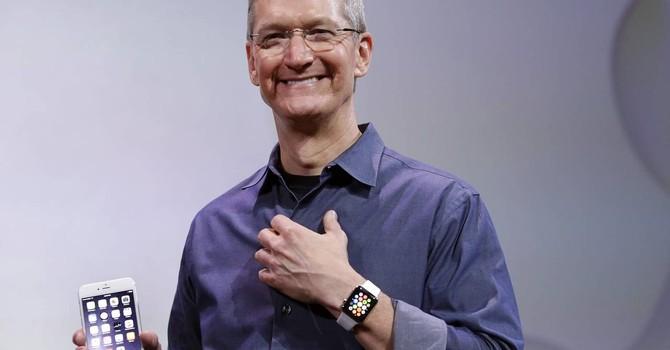 Apple tự tin iPhone mới bán chạy hơn cả iPhone 6, 6 Plus