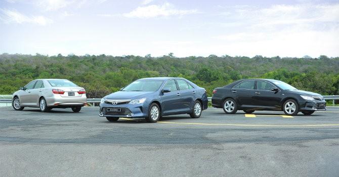 6 tháng đầu năm, Toyota tăng trưởng 38%
