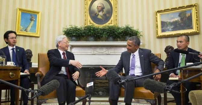 """Việt- Mỹ: Điều gì sau """"bước ngoặt lịch sử""""?"""