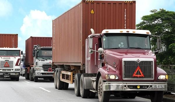 Từ năm 2016, cước vận tải giảm nhờ sàn giao dịch
