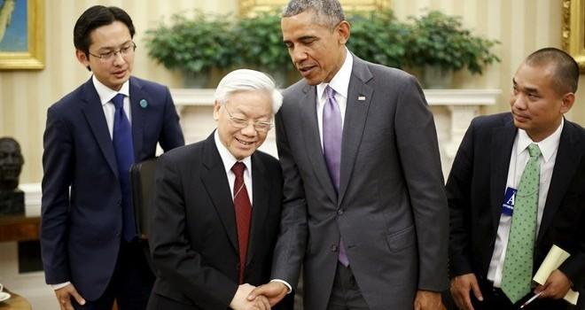Chuyến thăm lịch sử và lòng tin chiến lược Việt - Mỹ