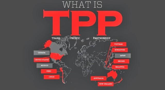 TPP dưới góc nhìn của Mỹ