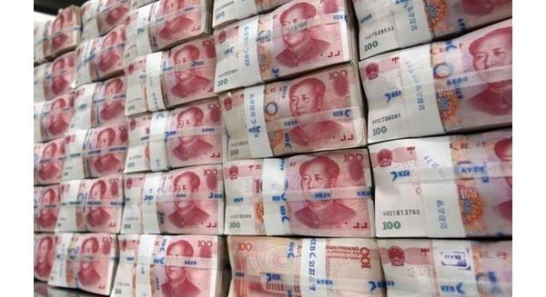 Nợ của Trung Quốc tương đương 207% GDP, cao nhất trong lịch sử