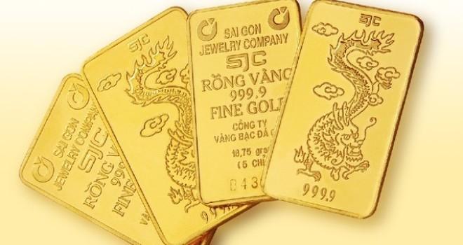 Doanh nghiệp vàng khẳng định không có chuyện bán tháo