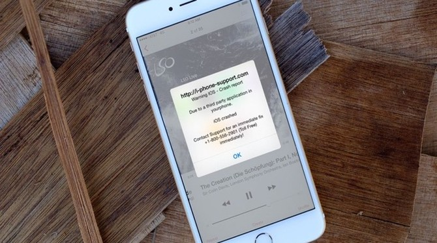 """Chiêu lừa mới buộc người dùng iPhone """"mất trắng"""" 2 triệu đồng"""