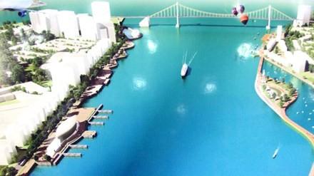 """Tranh cãi xung quanh """"quy hoạch hai bên sông Hàn"""" của JiNa"""