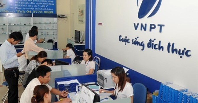 VNPT: Lợi nhuận tăng 30% trong 6 tháng đầu năm