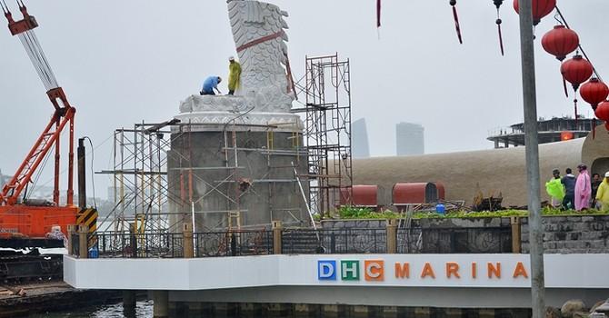 Đà Nẵng: Tạm dừng bến du thuyền ở bờ Tây sông Hàn để chờ quy hoạch