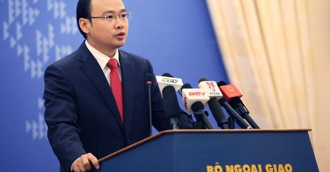Thông tin của Việt Nam về Bộ trưởng Phùng Quang Thanh là chính xác