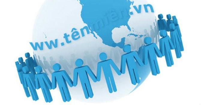 Việt Nam đứng đầu ASEAN về số lượng tên miền cấp cao mã quốc gia