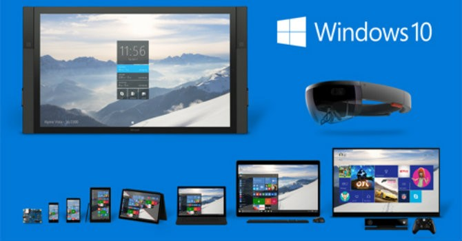 Windows 10 sẵn sàng cho nâng cấp tại 190 quốc gia