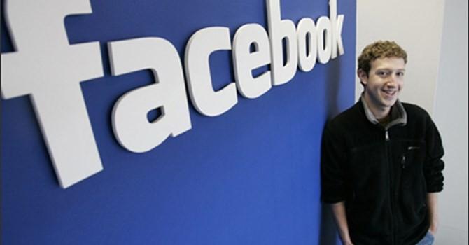"""Facebook công bố số lượng người dùng """"kỉ lục"""""""