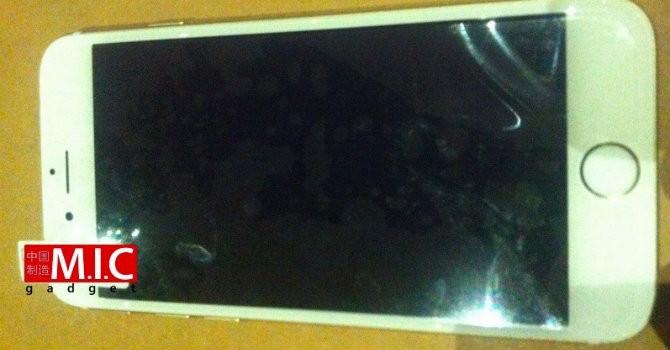 Lộ hình ảnh thực tế của iPhone 6s