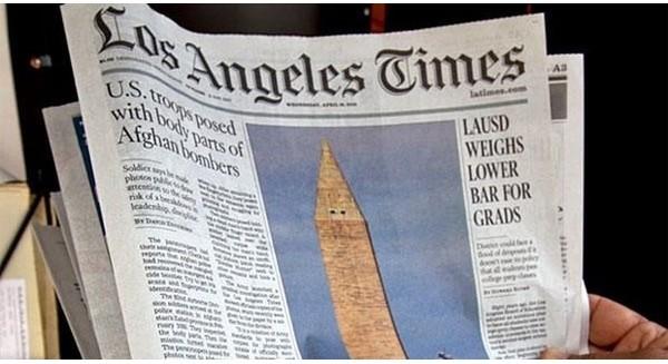 Tương lai ảm đạm của ngành báo in Mỹ