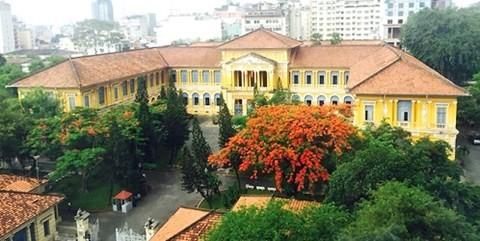 """Sắp """"đại phẫu"""" tòa án cổ kính bậc nhất Việt Nam"""