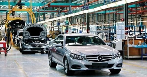"""Việt Nam """"vượt mặt"""" Thái Lan, Indonesia về lượng tiêu thụ ô tô mới"""