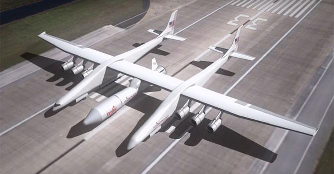 Máy bay lớn nhất thế giới sẽ cất cánh trong 2016