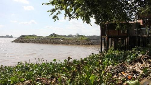 Dự án lấp sông Đồng Nai gây ô nhiễm