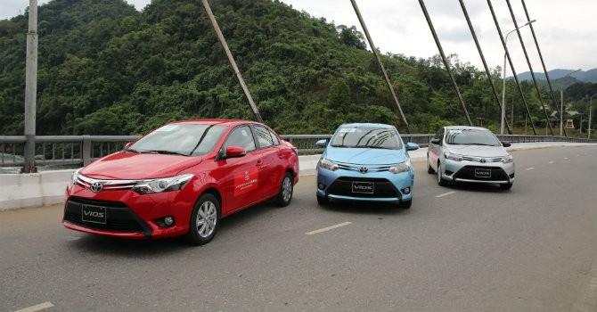 Toyota Việt Nam tăng trưởng 21% trong tháng 7