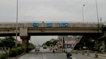 Sẽ điều chỉnh lại hệ thống biển báo giao thông