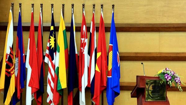 Trang trọng Lễ kỷ niệm 48 năm thành lập ASEAN tại Indonesia