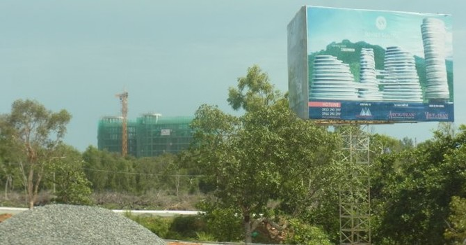 Những tỷ phú hết tiền ở Phú Quốc