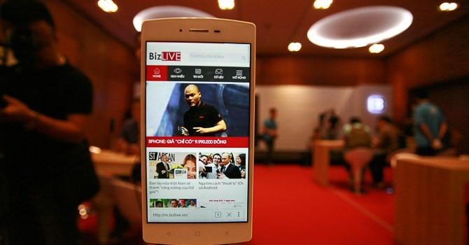 """Sếp Bkav nói về hệ điều hành của Bphone: """"Tốt hơn iOS, mở như Android"""""""