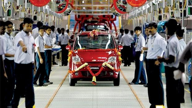 Công nghiệp sản xuất Ấn Độ: Voi qua những lỗ kim