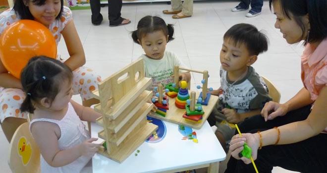 Đồ chơi trẻ em: Khi iPad đè bẹp thị trường đồ chơi
