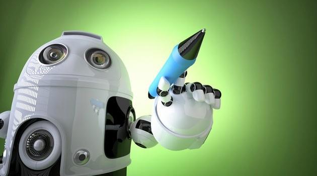 Robot sẽ thay con người viết sách?