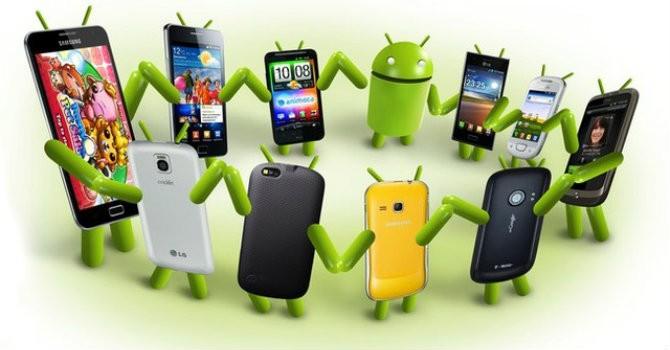 IDC: Dự báo Android vẫn giữ vị trí số 1 đến năm 2019