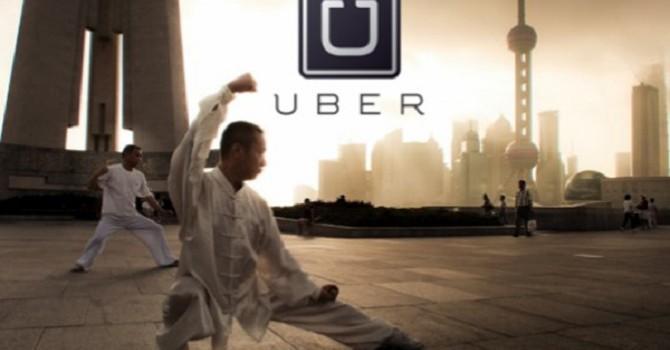 """Uber uất ức vì bị Tencent """"chơi bẩn"""""""