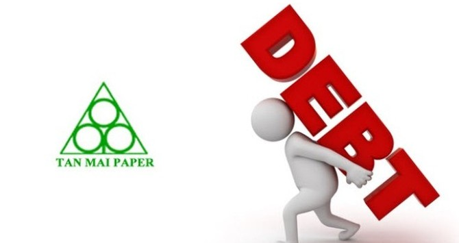 Giấy Tân Mai và khoản nợ xấu hàng trăm tỷ tại ngân hàng