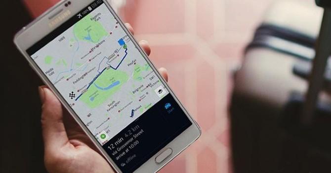 Uber tuyên bố lập bản đồ công nghệ cho xe hơi tự lái