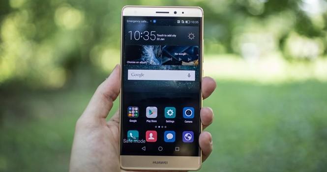 """Mate S: Smartphone được Huawei """"xào nấu"""" tính năng của Apple"""